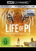 Life of Pi - Schiffbruch mit Tiger Special 2-Disc Edition