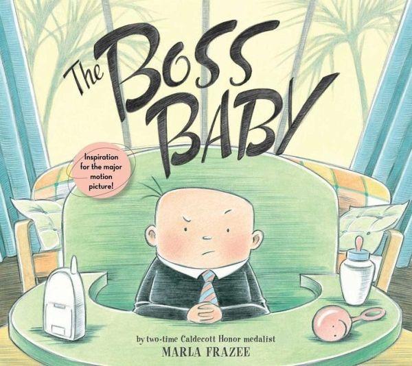 The Boss Baby - Frazee, Marla