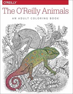 The O'Reilly Animals: An Adult Coloring Book - O'Reilly Media Inc.