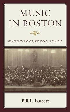 Music in Boston - Faucett, Bill F.