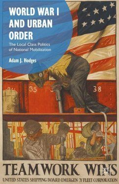 World War I and Urban Order - Hodges, A.