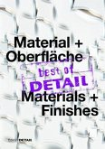 best of DETAIL Material + Oberfläche/Materials + Finishes