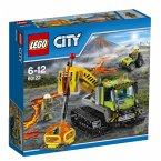 LEGO® City 60122 Vulkan-Raupe