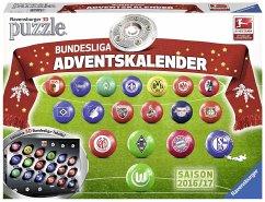 Ravensburger Buchverlag Adventskalender Bundesliga