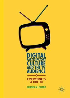 Digital Participatory Culture and the TV Audience - Falero, Sandra M.