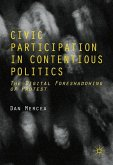 Civic Participation in Contentious Politics