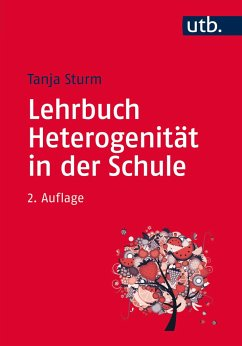 Lehrbuch Heterogenität in der Schule - Sturm, Tanja