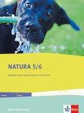 Natura Biologie, Naturphänomene und Technik 5./6. Schuljahr. Ausgabe für Baden-Württemberg. Schülerbuch