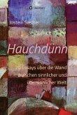 Hauchdünn (eBook, ePUB)