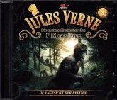 Die neuen Abenteuer des Phileas Fogg - Im Angesicht der Bestien, 1 Audio-CD