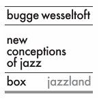 New Conception Of Jazz-Box