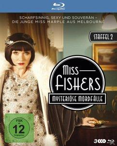 Miss Fishers mysteriöse Mordfälle - Staffel 2 BLU-RAY Box
