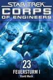 Star Trek - Corps of Engineers 23: Feuersturm 1 (eBook, ePUB)