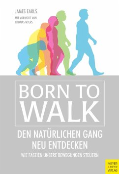 Born to Walk (eBook, ePUB) - Earls, James