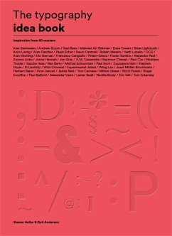 Typography Idea Book: Inspiration from 50 Masters