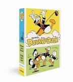 "Walt Disney's Donald Duck: ""Christmas on Bear Mountain"" & the Old Castle's Secret"" Gift Box Set"