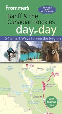 Frommer's Banff and the Canadian Rockies day by day - Pashby, Christie