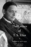 The Letters of T. S. Eliot Volume 6: 1932-1933 (eBook, ePUB)