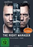 The Night Manager - Die komplette 1. Staffel (3 Discs)