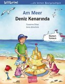 Am Meer. Kinderbuch Deutsch-Türkisch