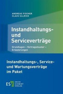 Instandhaltungs-, Service- und Wartungsverträge...
