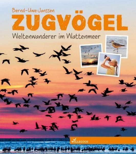 Zugvögel - Janssen, Bernd-Uwe