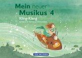 Mein neuer Musikus - Aktuelle Ausgabe - 4. Schuljahr / Mein neuer Musikus