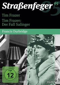 Tim Frazer / Tim Frazer: Der Fall Salinger (4 Discs)