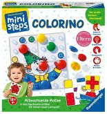 Ravensburger 04503 - ministeps® Colorino, Lernspiel