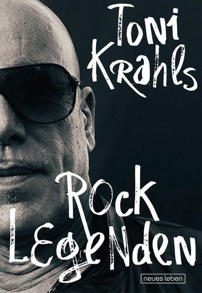 Toni Krahls Rocklegenden (eBook, ePUB) - Krahl, Toni