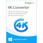 Aiseesoft 4K Converter - Lebenslange Lizenz (Download für Windows)