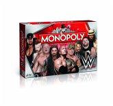 Winning Moves WIN44314 - Monopoly, WWE Wrestling, Brettspiel
