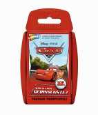 Winning Moves WIN62288 - Top Trumps, Disney Cars, Wer ist der Gerissenste, Kartenspiel
