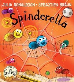 Spinderella - Donaldson, Julia; Braun, Sebastien