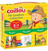 Caillou, My Cowboy Collection: Includes Caillou, the Cowboy and a 2-In-1 Jigsaw Puzzle [With 36-Piece Double-Sided Jigsaw Puzzle]