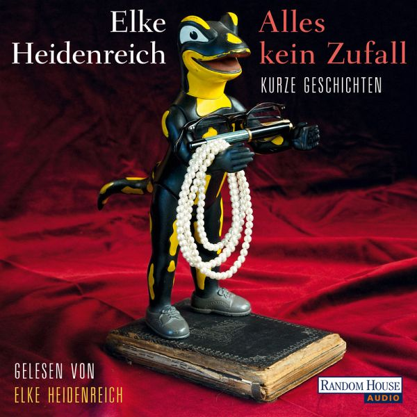 Alles kein Zufall (MP3-Download) - Heidenreich, Elke