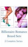 Billionaire Romance Boxed Sets: The Shopaholic and the Billionaire\Claimed by the Alpha Billionaire (2 Complete Series) (eBook, ePUB)