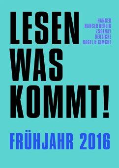 Lesen, was kommt! (eBook, ePUB)
