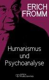 Humanismus und Psychoanalyse (eBook, ePUB)