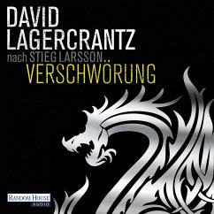 Verschwörung / Millennium Bd.4 (MP3-Download) - Lagercrantz, David