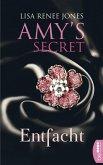 Entfacht / Amy's Secret Bd.1 (eBook, ePUB)