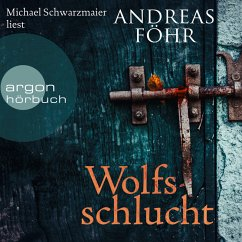 Wolfsschlucht / Kreuthner und Wallner Bd.6 (MP3-Download) - Föhr, Andreas