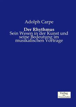 Der Rhythmus - Carpe, Adolph