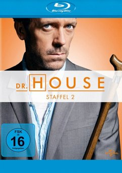 Dr. House - Season 2 BLU-RAY Box