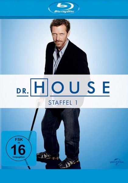 Dr House Staffel 1