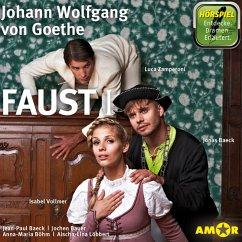 Faust I (MP3-Download) - von Goethe, Johann Wolfgang