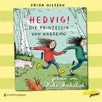 Die Prinzessin von Hardemo / Hedvig! Bd.3 (MP3-Download)
