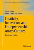 Creativity, Innovation, and Entrepreneurship Across Cultures (eBook, PDF)