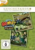 Go Wild! Mission Wildnis - Geschenkbox 1 (2 Discs + 2 Audio-CDs)
