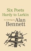 Six Poets: Hardy to Larkin (eBook, ePUB)